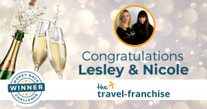 Lesley and Nicole Money Back Challenge Winners
