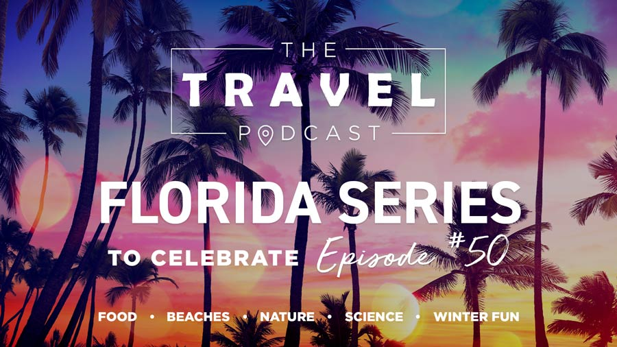 The travel podcast 50th episode