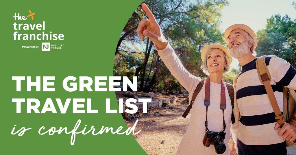 Green Travel List Not Just Travel