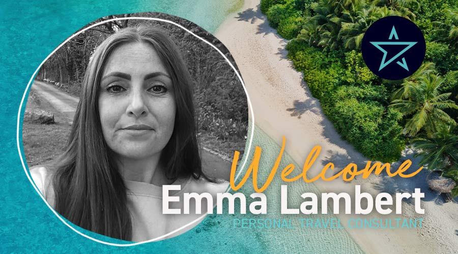 Emma, New franchisee Not Just Travel