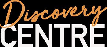 Discovery Centre Logo Light